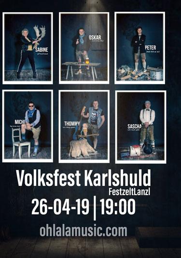 Volksfest Karlshuld