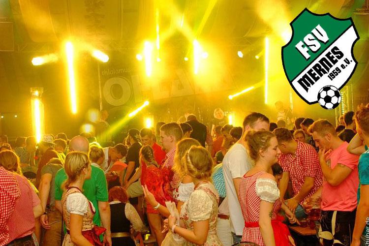 Pfingstfest FSV Mernes